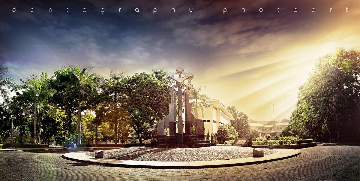 Fakultas Teknik UGM by dantoadityo